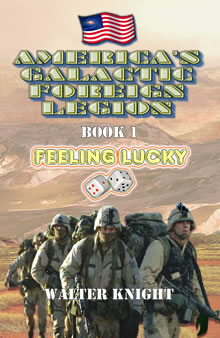 Book 1: Feeling Lucky Cover