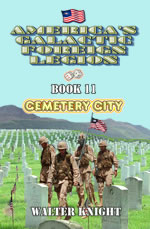 Book 11: Cemetery City Cover