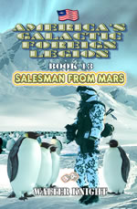 Book 13: Salesman From Mars Cover