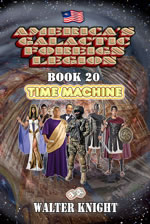 Book 20: Time Machine Cover