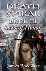 Death Spiral 3: Debt of Honor Cover