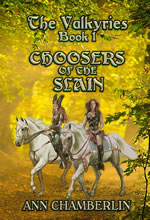 Choosers of the Slain Cover