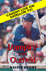 Vampire in the Outfield Cover